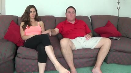 Nice Splendorous Bra-stuffers Teenager Eyeing Television With Now Not His Parent
