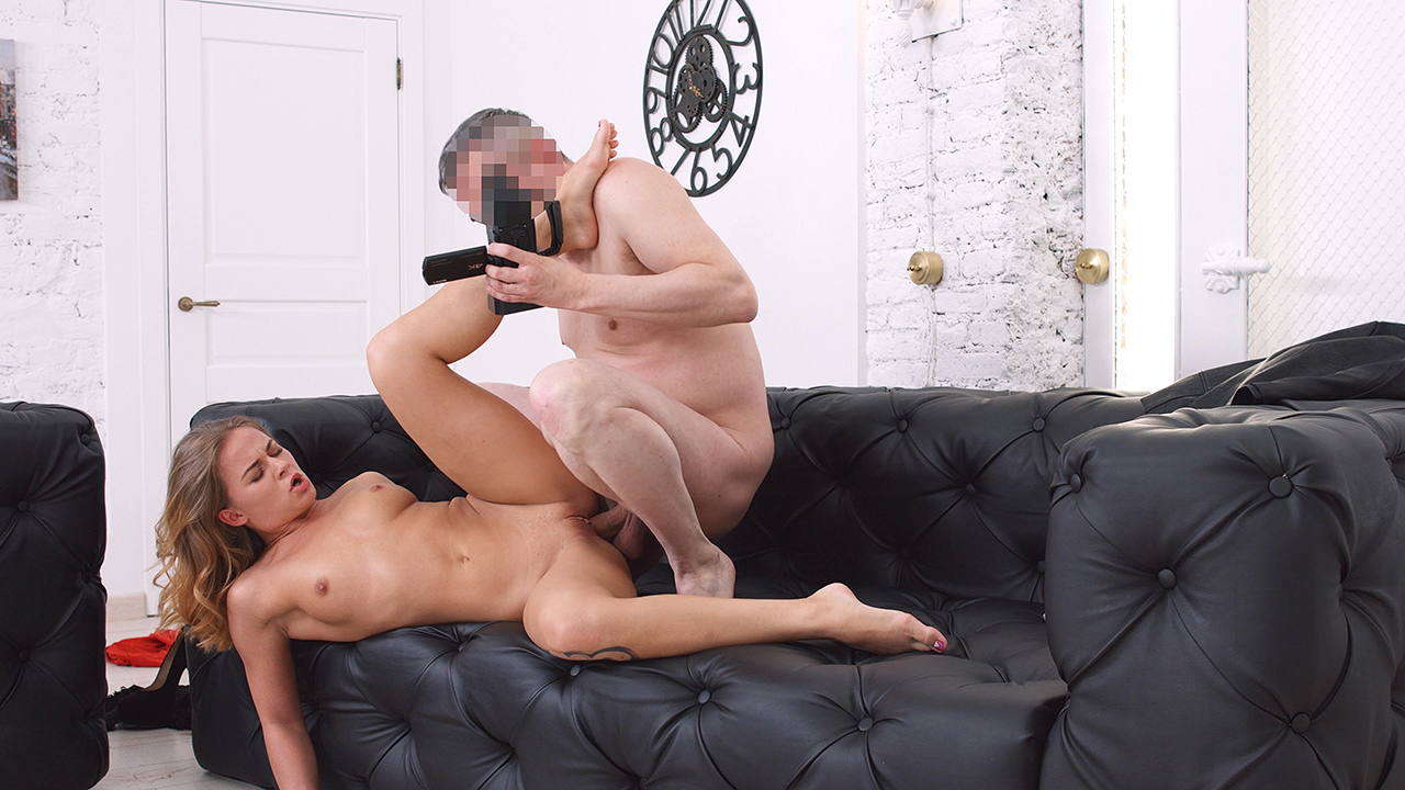 Puffy Pornography Audition Inexperienced