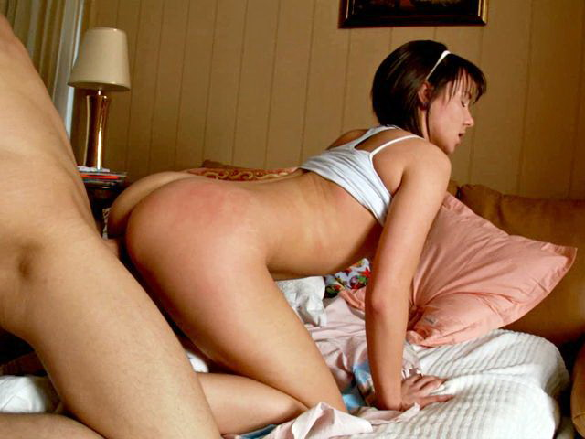 Dark Haired Teenie Minx Malica Getting Delicious Cooch Pummeled Rear End By Way Of A Lengthy Man Rod