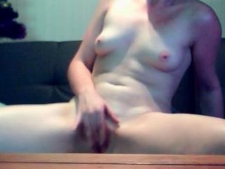 Bashful Gal Subsequent Door Flashes Her Shaven Vag On Web Cam